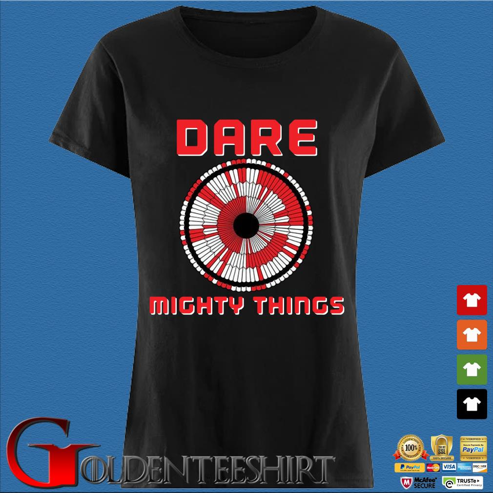 2021 Nasa dare mighty things Den Ladies