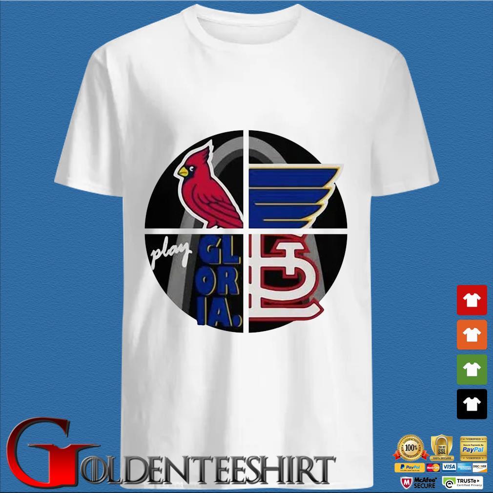 Arizona Cardinal Play Gloria Shirt