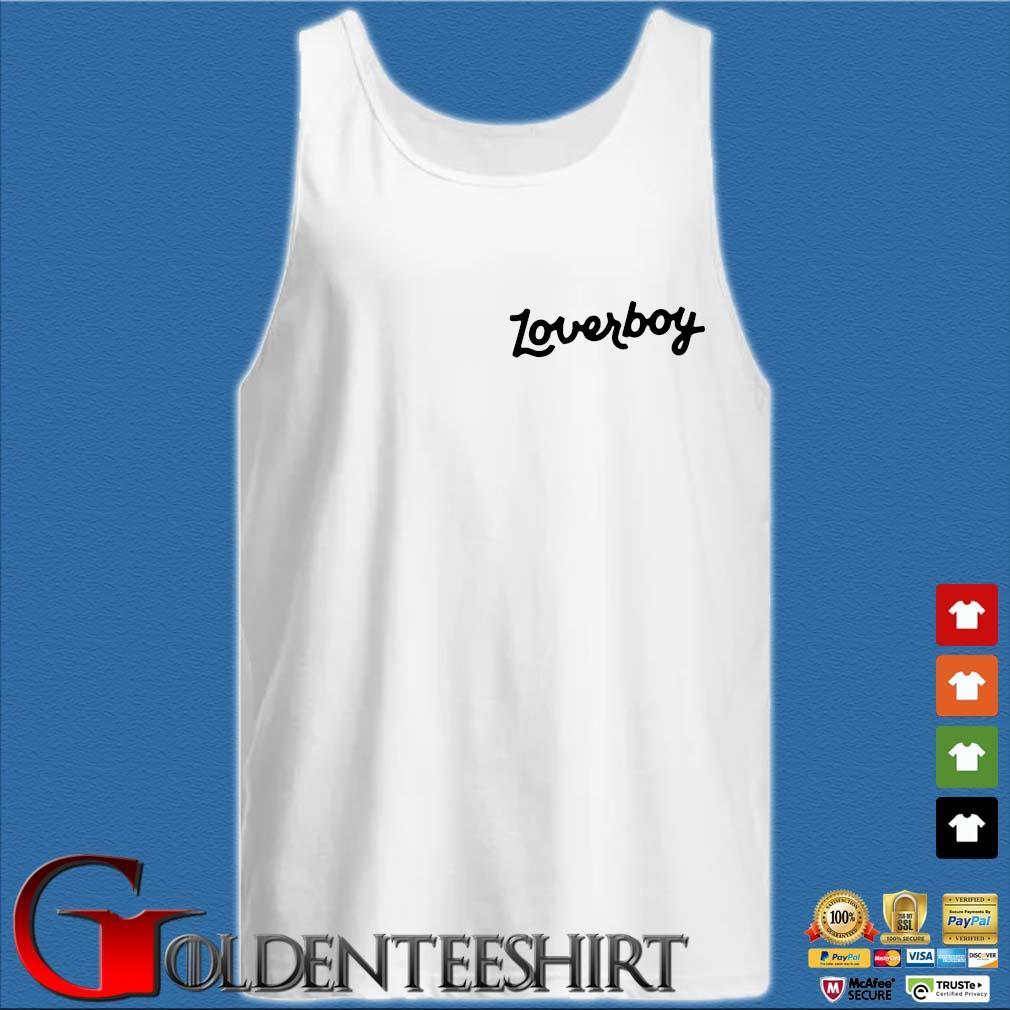 Lover Boy Tank top trắng
