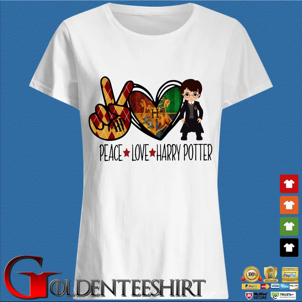 Peace love Harry Potter s Trang Ladies