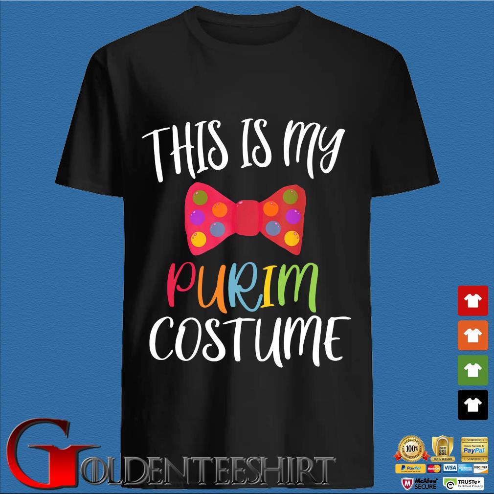 This is my purim costume shirt