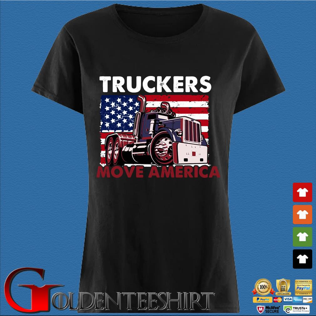 Truckers move America s Den Ladies