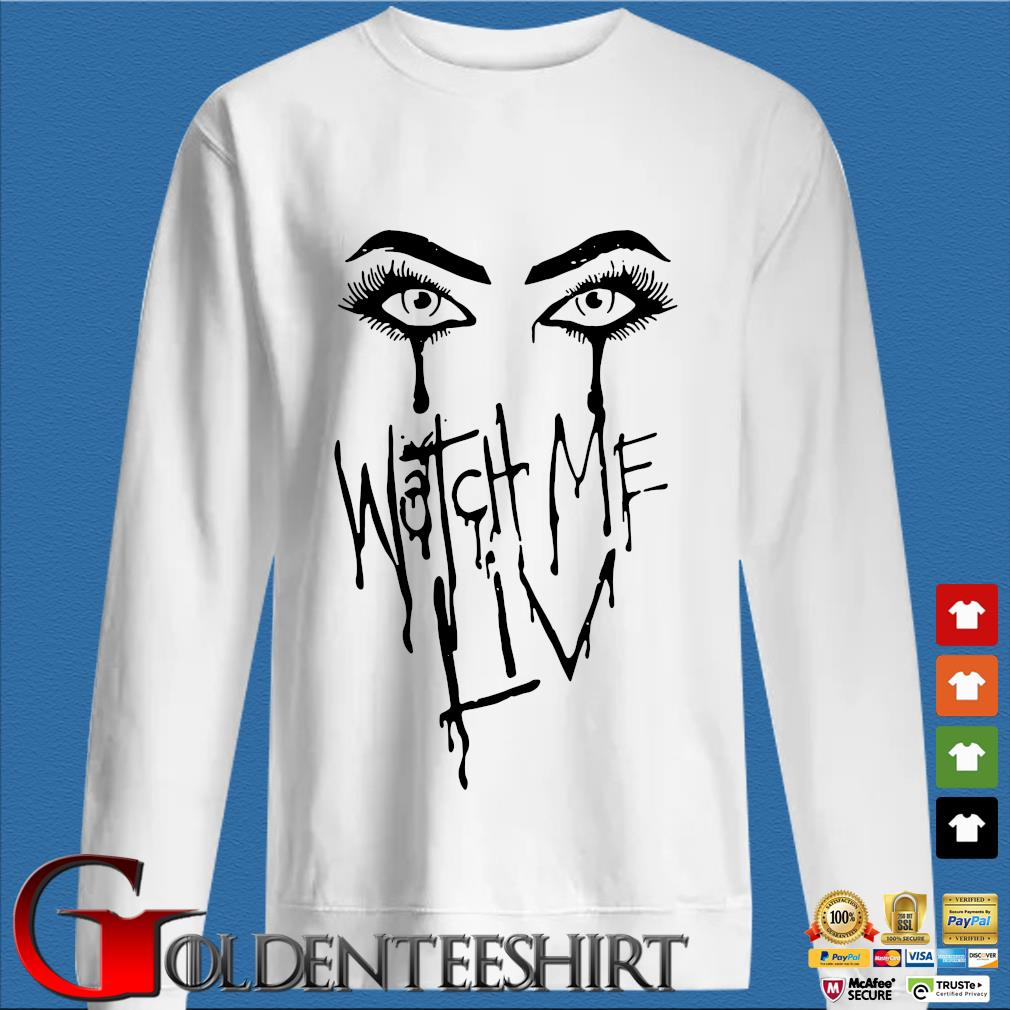 Yaonlylivvonce liv morgan watch me liv mineral wash trang Sweater