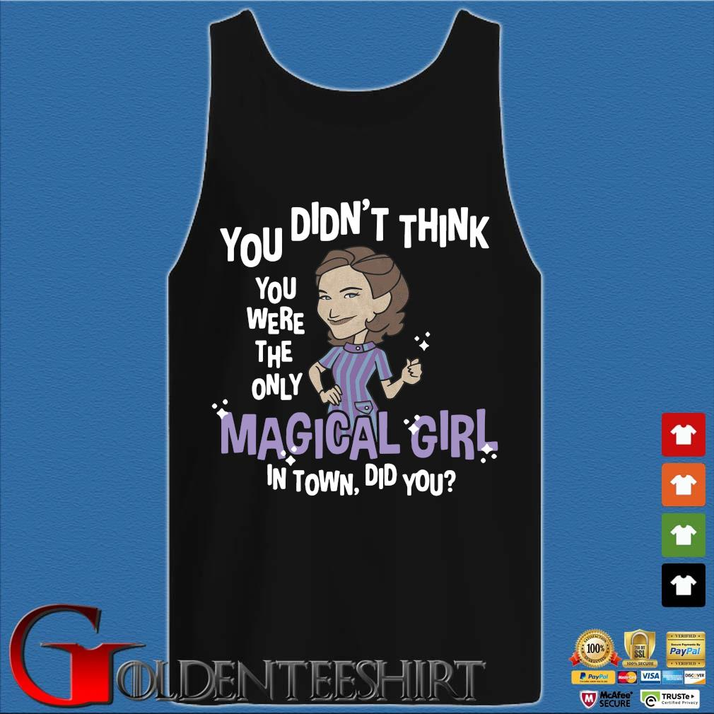 You didn't think you were the only magical girl in town did you Tank top den