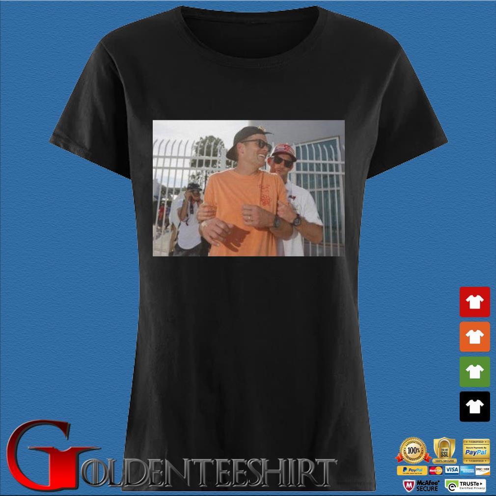 2021 Tom Brady Drunk Shirt Den Ladies
