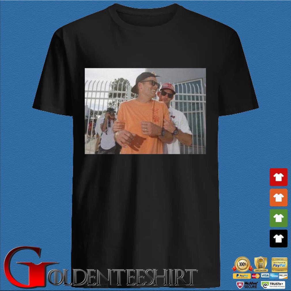 2021 Tom Brady Drunk Shirt