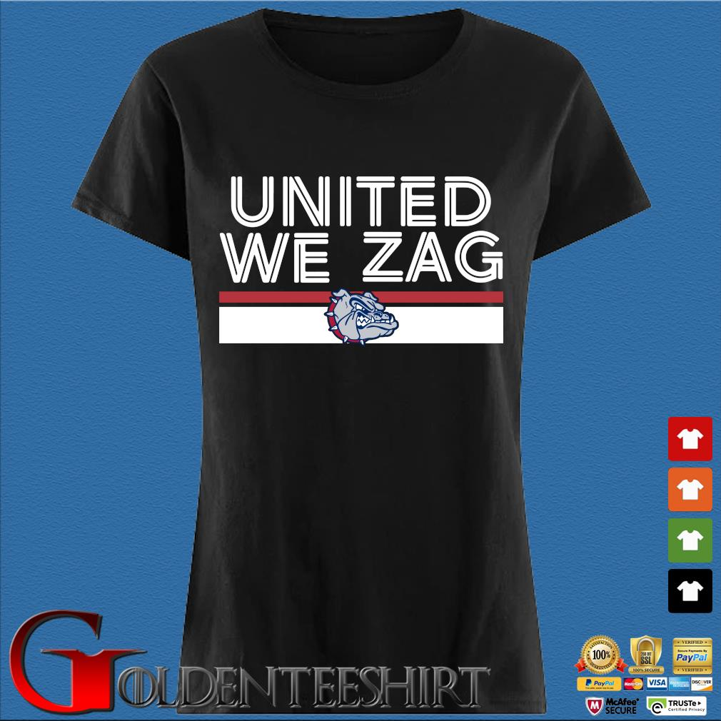 2021 United We Zag Shirt Den Ladies