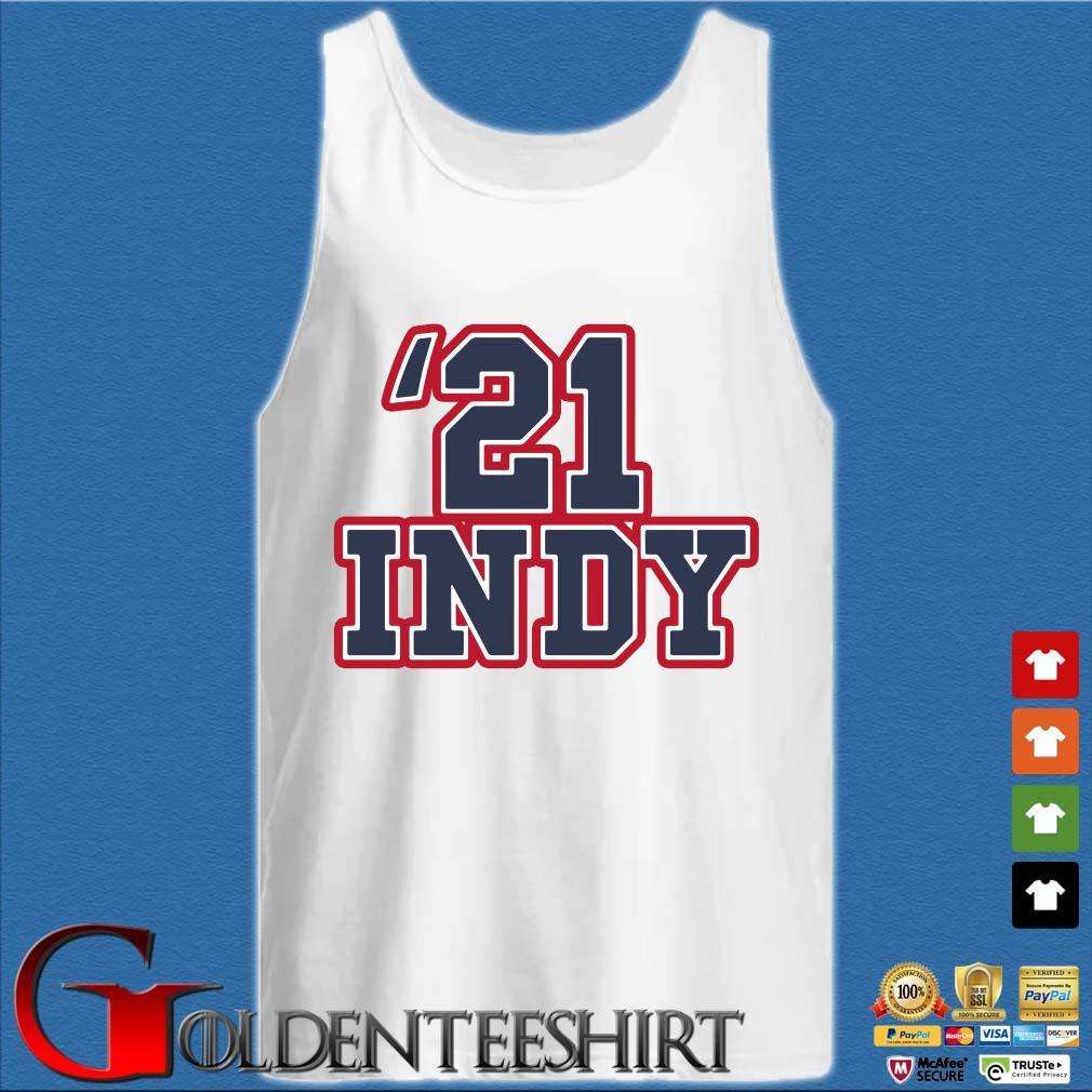 '21 Indy Pocket Shirt Tank top trắng