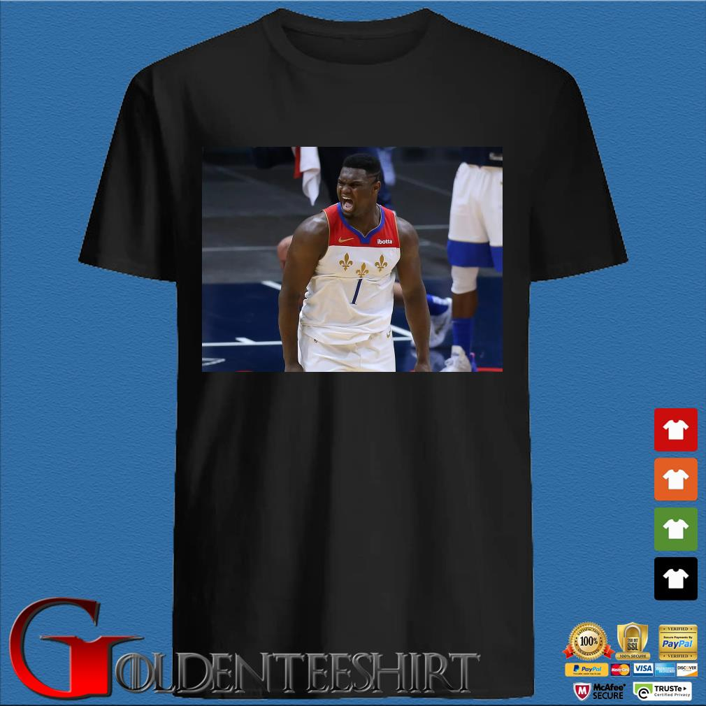 Zion Williamson New Orleans Shirt