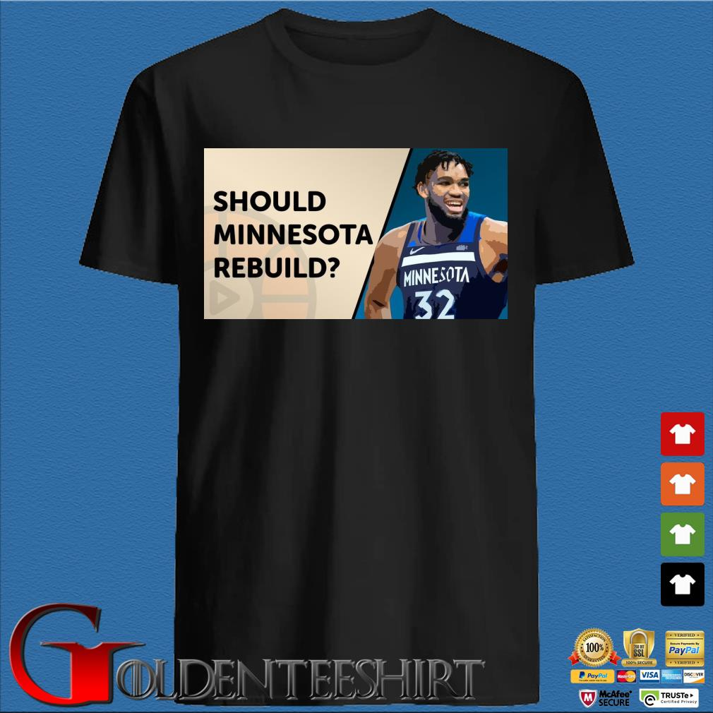 Zion Williamson should minnesota rebuild shirt