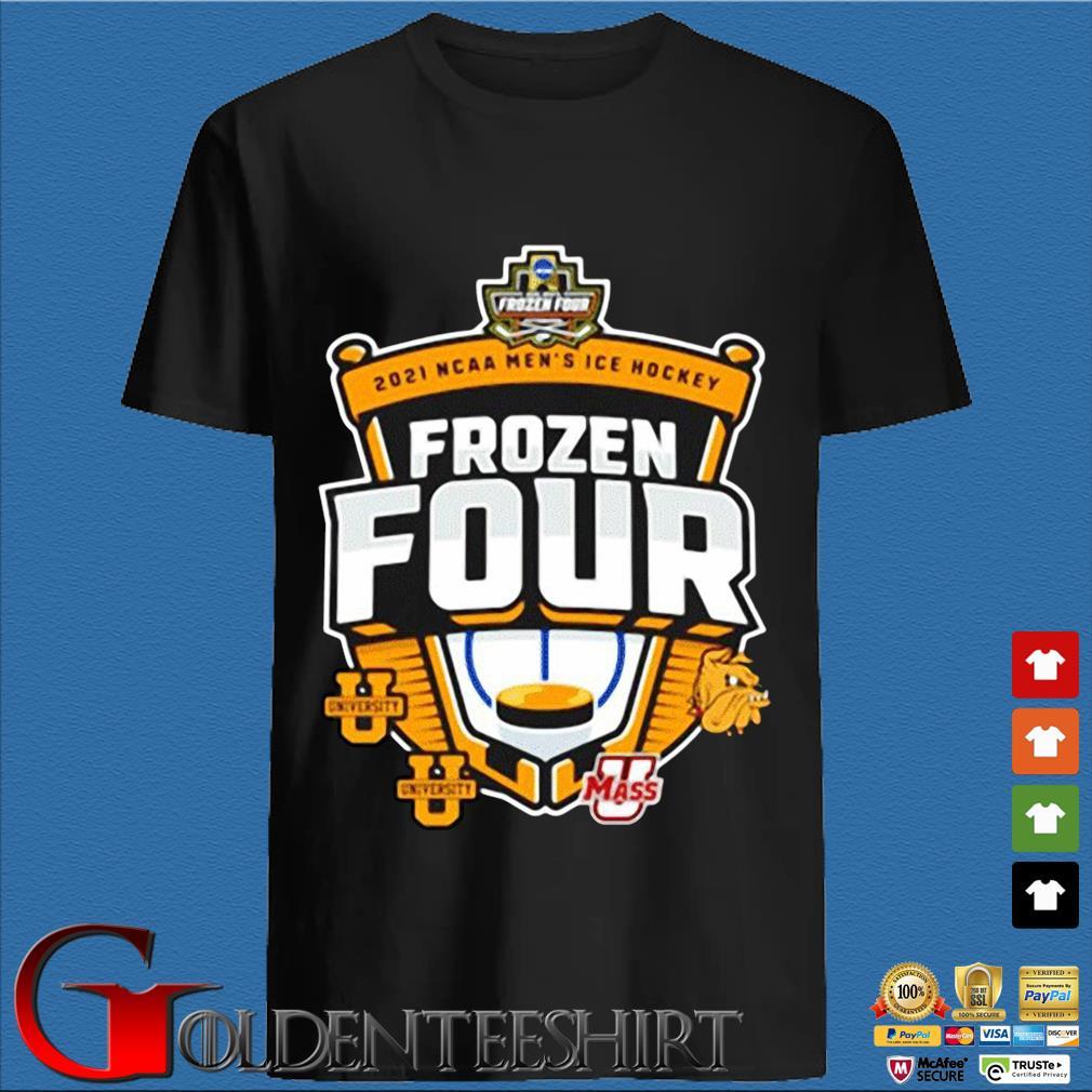 2021 Ncaa Men's Hockey Tournament Frozen Four Logo Shirt