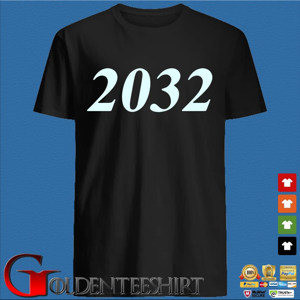 2032 Bad Bunny Shirt