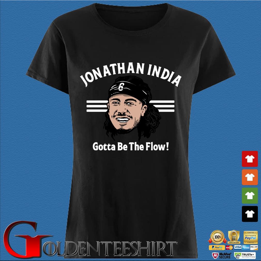 Jonathan India Gotta Be The Flow Shirt Den Ladies