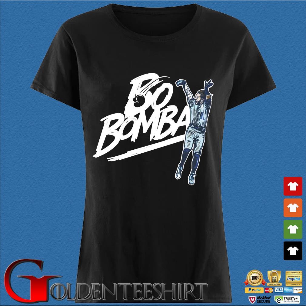 Bo Bomba 2021 Shirt Den Ladies