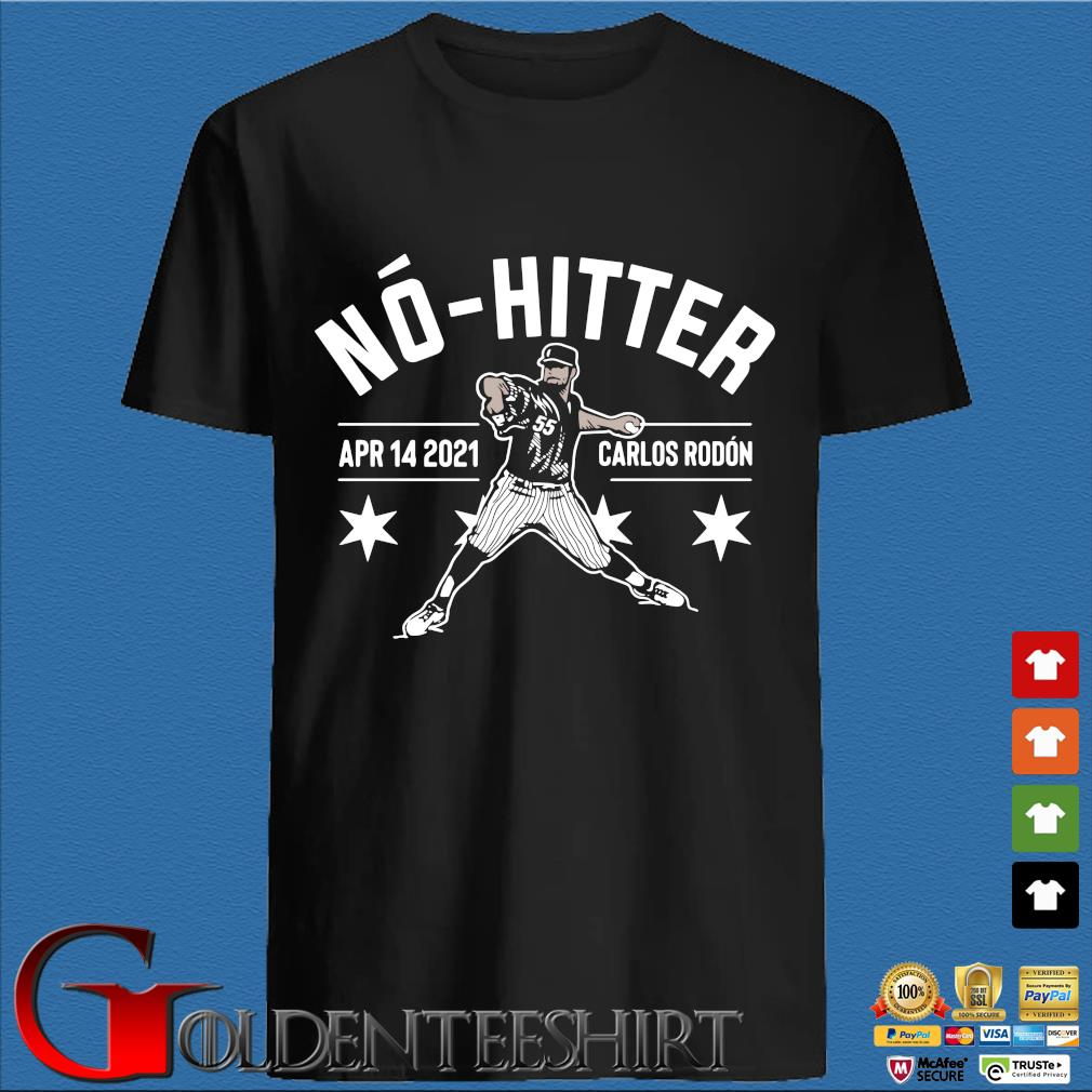 Carlos Rodon No-hitter Apr 14 2021 Shirt