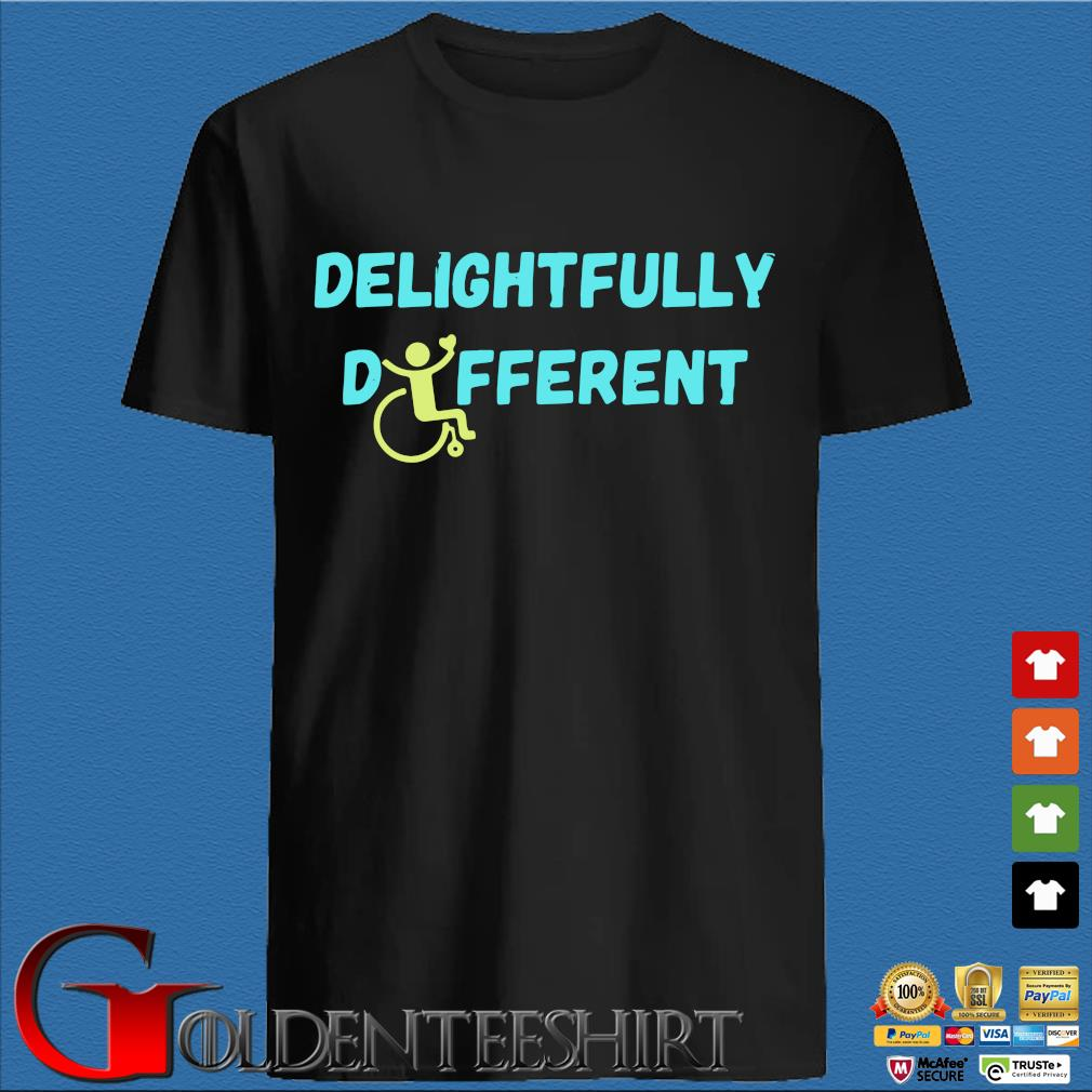 Delightfully Different 2021 Shirt