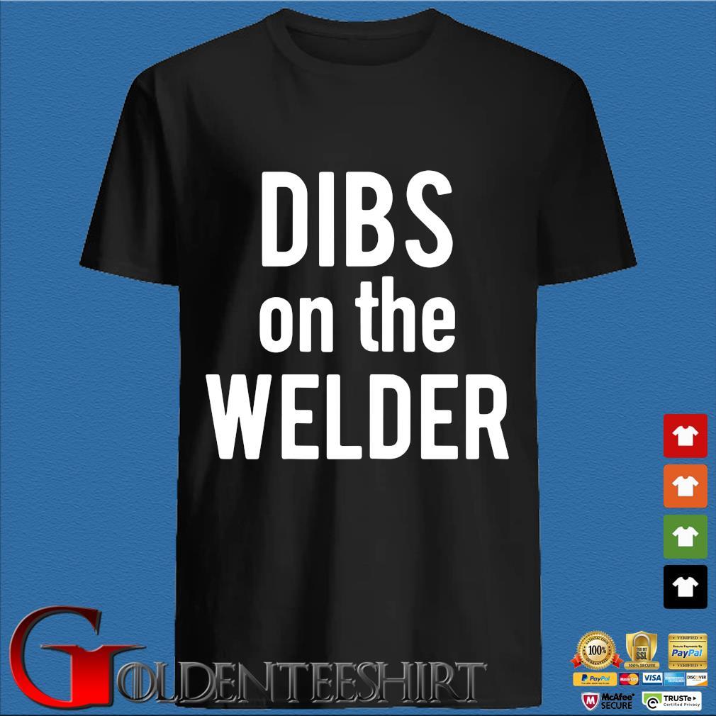 Dibs on the welder shirt