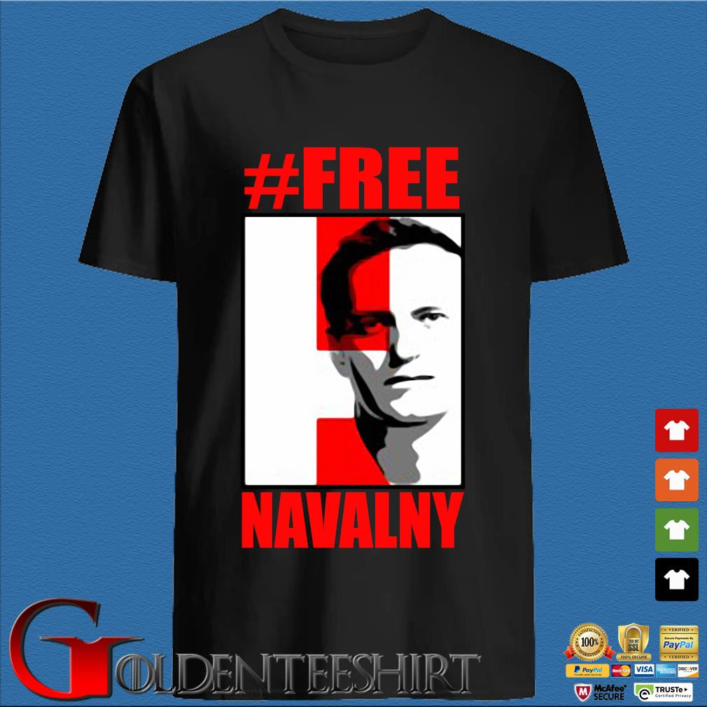 #Free Navalny Shirt