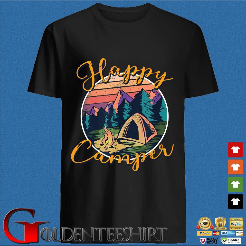 Happy Camper Vintage shirt