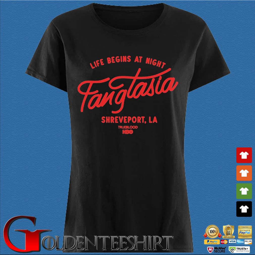 Life begins at night fangtasia shreveport La true blood HBO Den Ladies