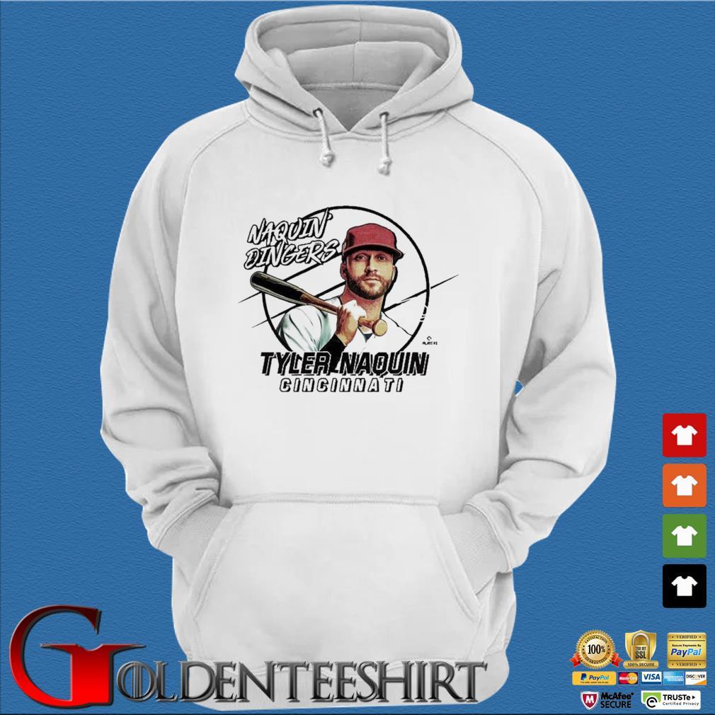 Naquin Dingers Tyler Naquin Shirt Trang Hoodie