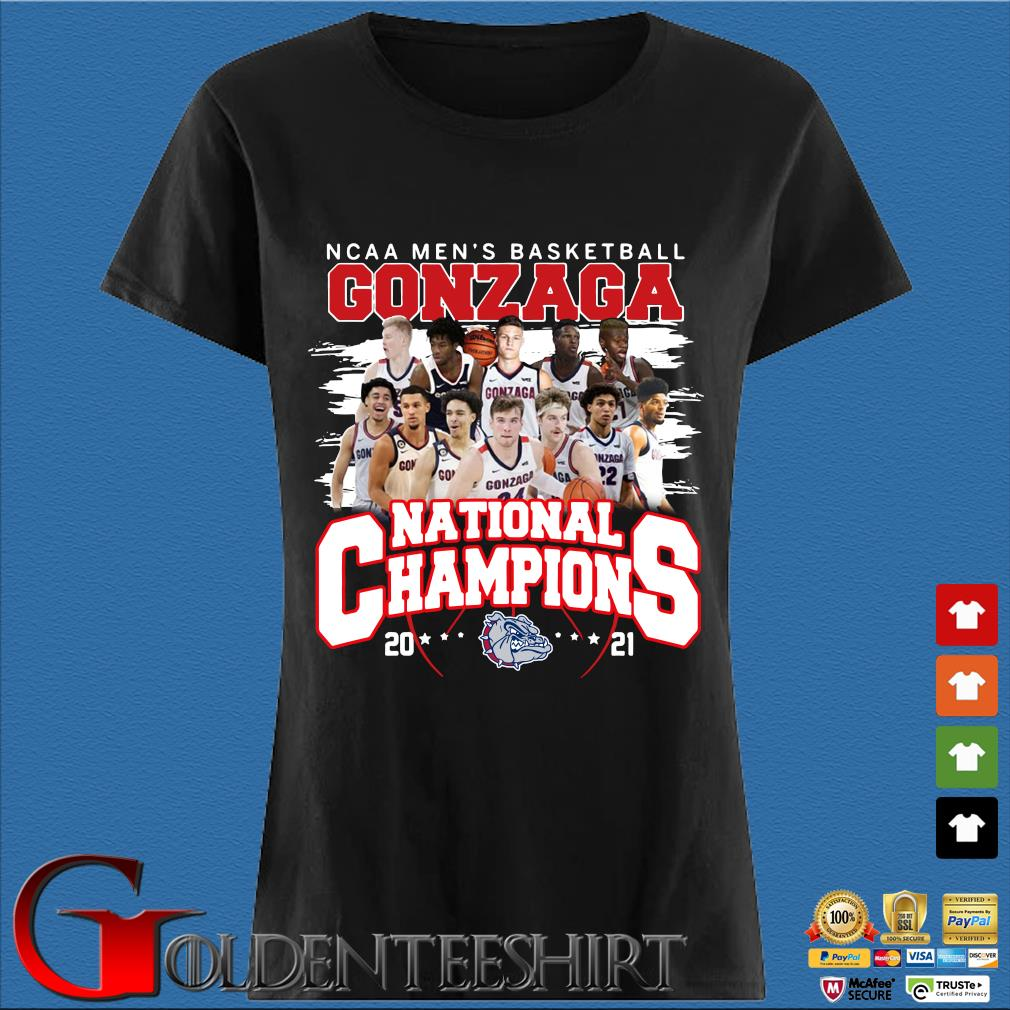 Ncaa men's basketball Gonzaga Bulldogs national champions 2021 Den Ladies