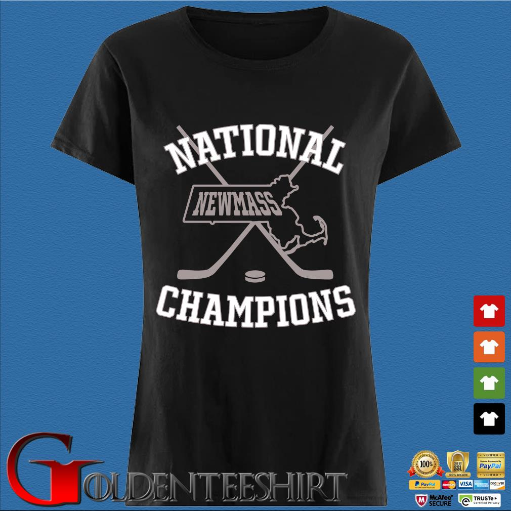 Newmass Champions Shirt Den Ladies