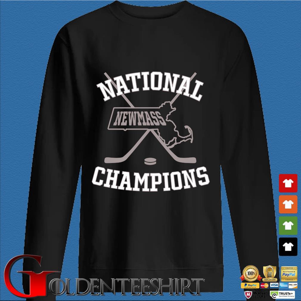 Newmass Champions Shirt Den Sweater