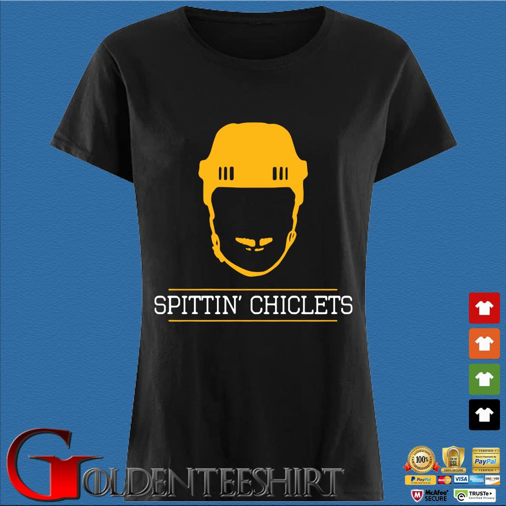 Spittin Chiclets Podcast Shirt Den Ladies