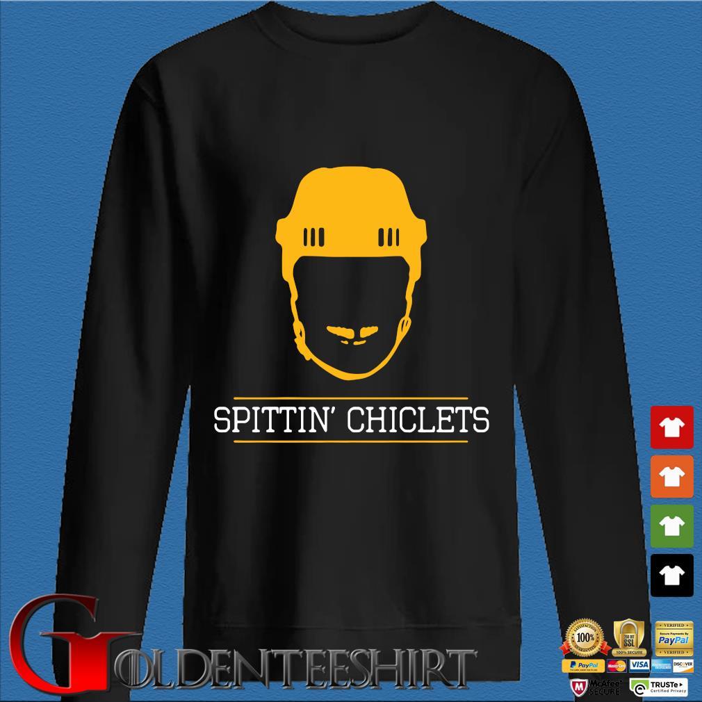 Spittin Chiclets Podcast Shirt Den Sweater