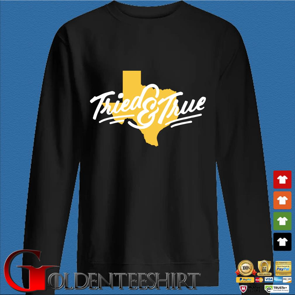Texas tried and true Den Sweater