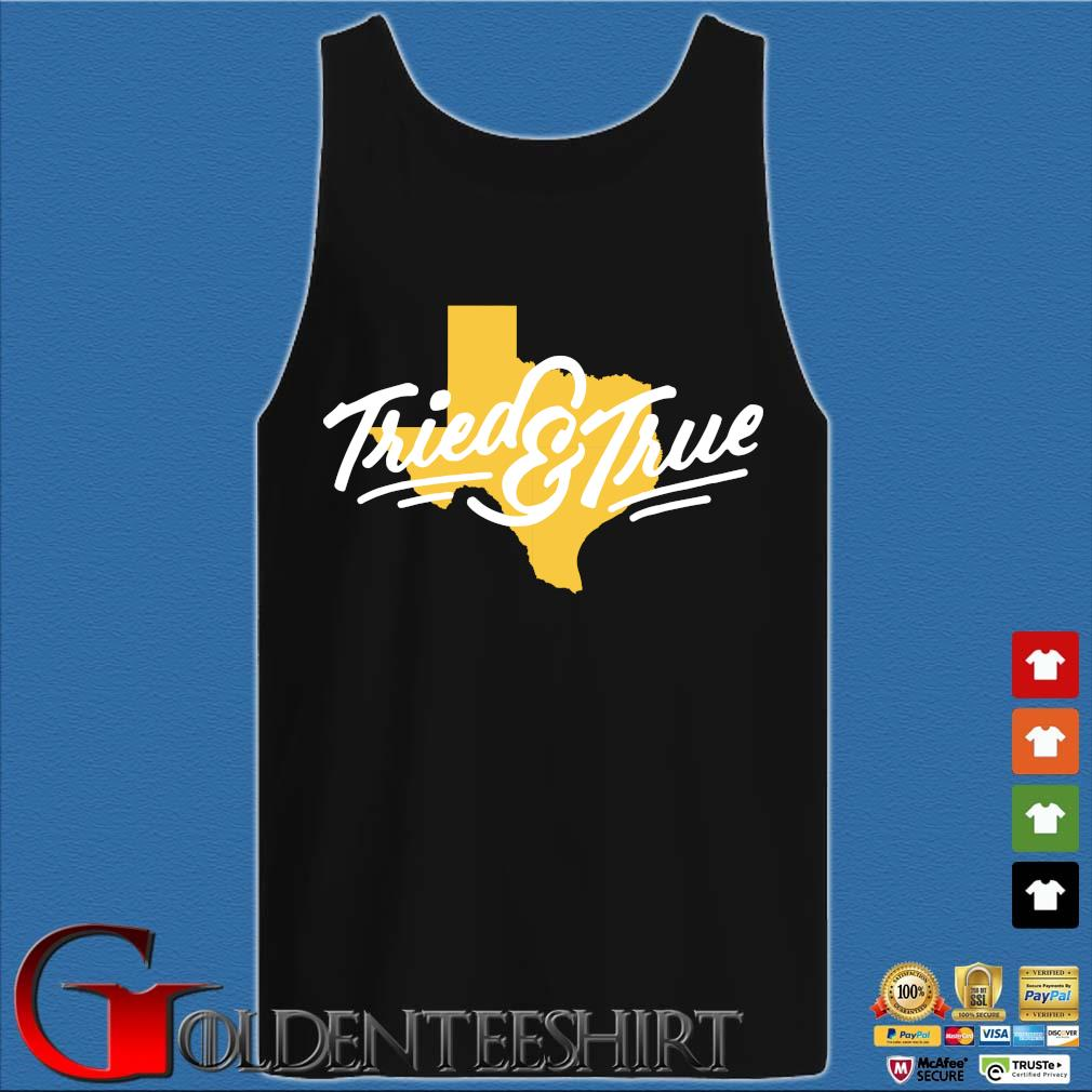Texas tried and true Tank top den
