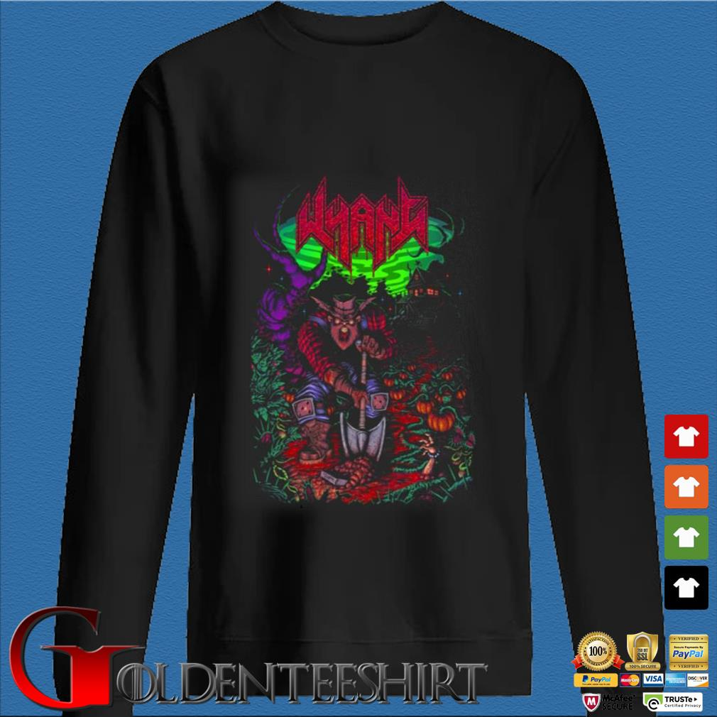 The Evil Farming Game Shirt Den Sweater