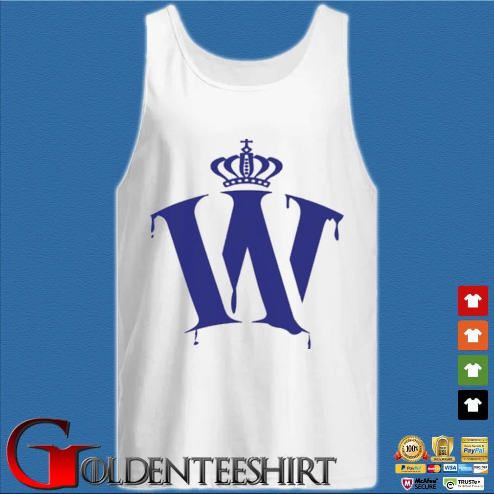 West coast kings Tank top trắng