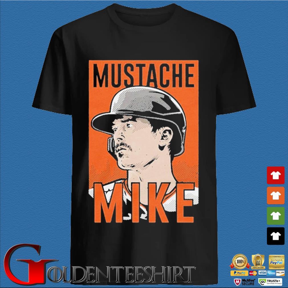Mustache Mike Shirt