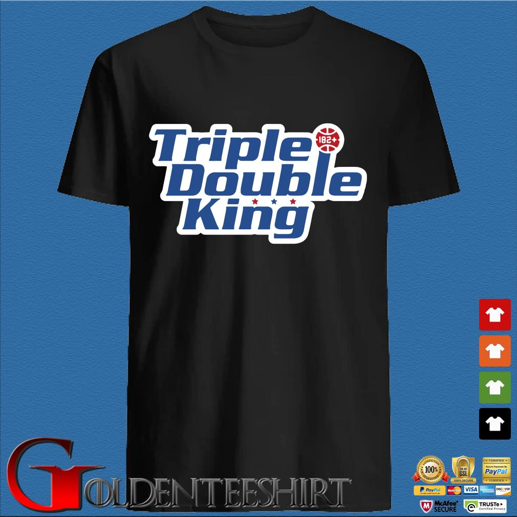 Triple double king shirt