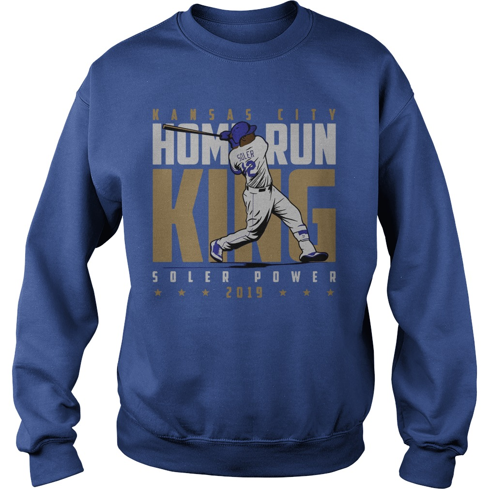 Celebrate the new Royals home run king with this shirt