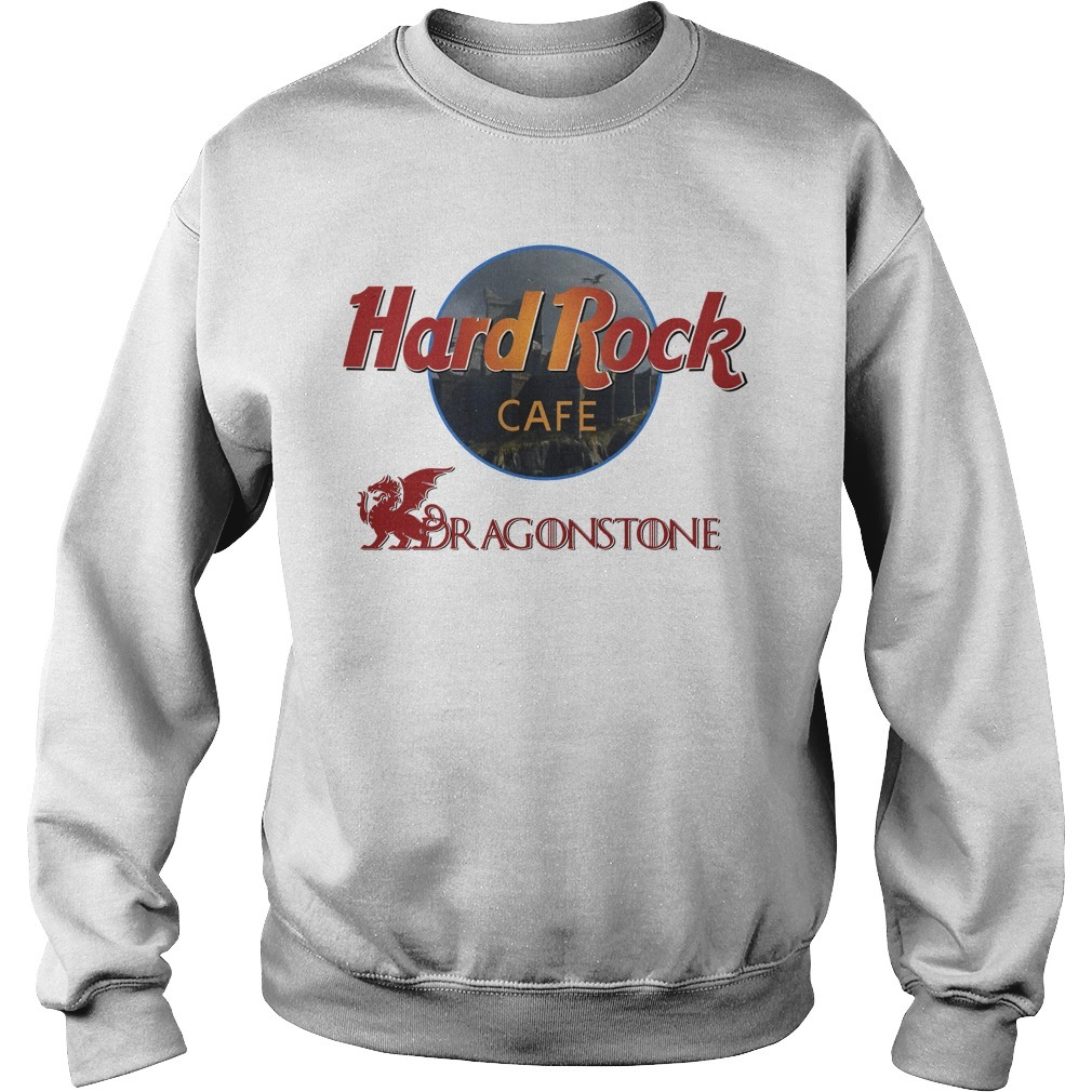 Hard Rock Cafe Dragonstone GOT Shirt