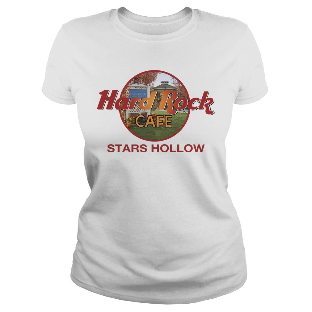 Hard Rock Cafe Stars Hollow Shirt
