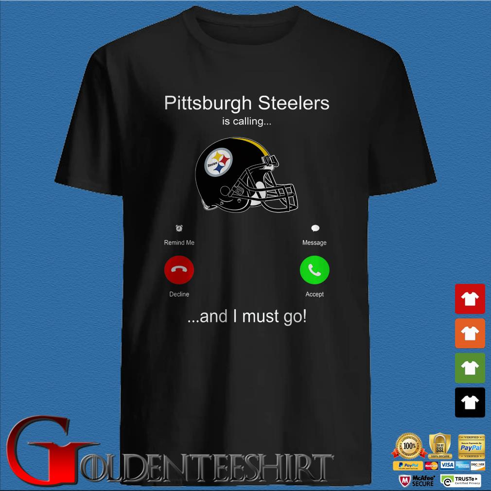 new concept 53d15 ef0a8 Goldenteeshirts: Pittsburgh Steelers is calling and I must ...