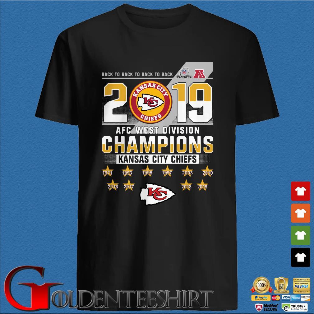 chiefs division champ shirts