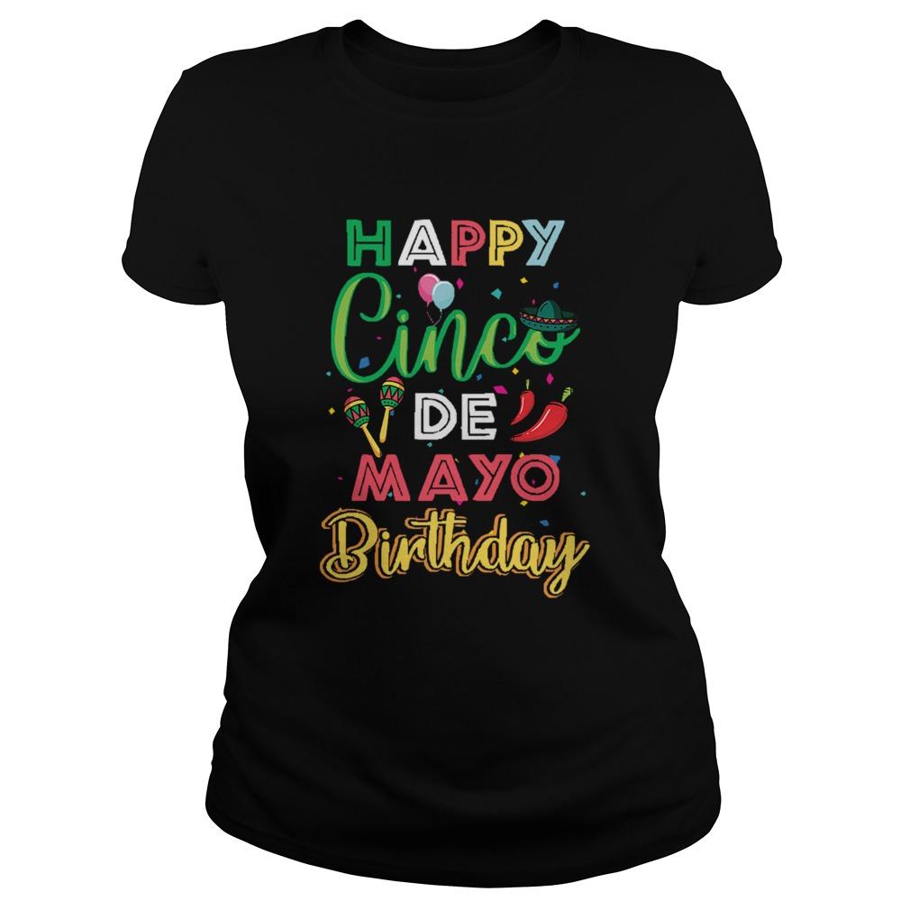 1581102507Happy Cinco De Mayo Birthday  Classic Ladies