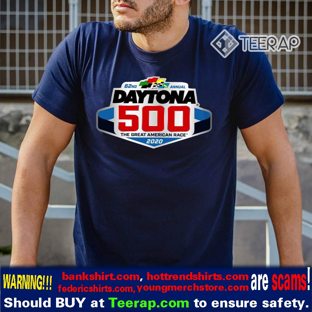 2020 DAYTONA 500 T-Shirts