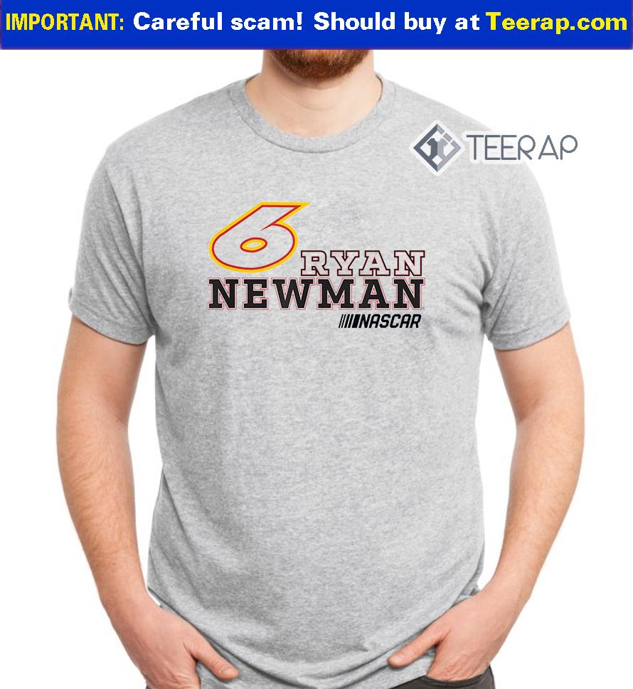 6 Ryan Newman Bold NASCAR Shirt