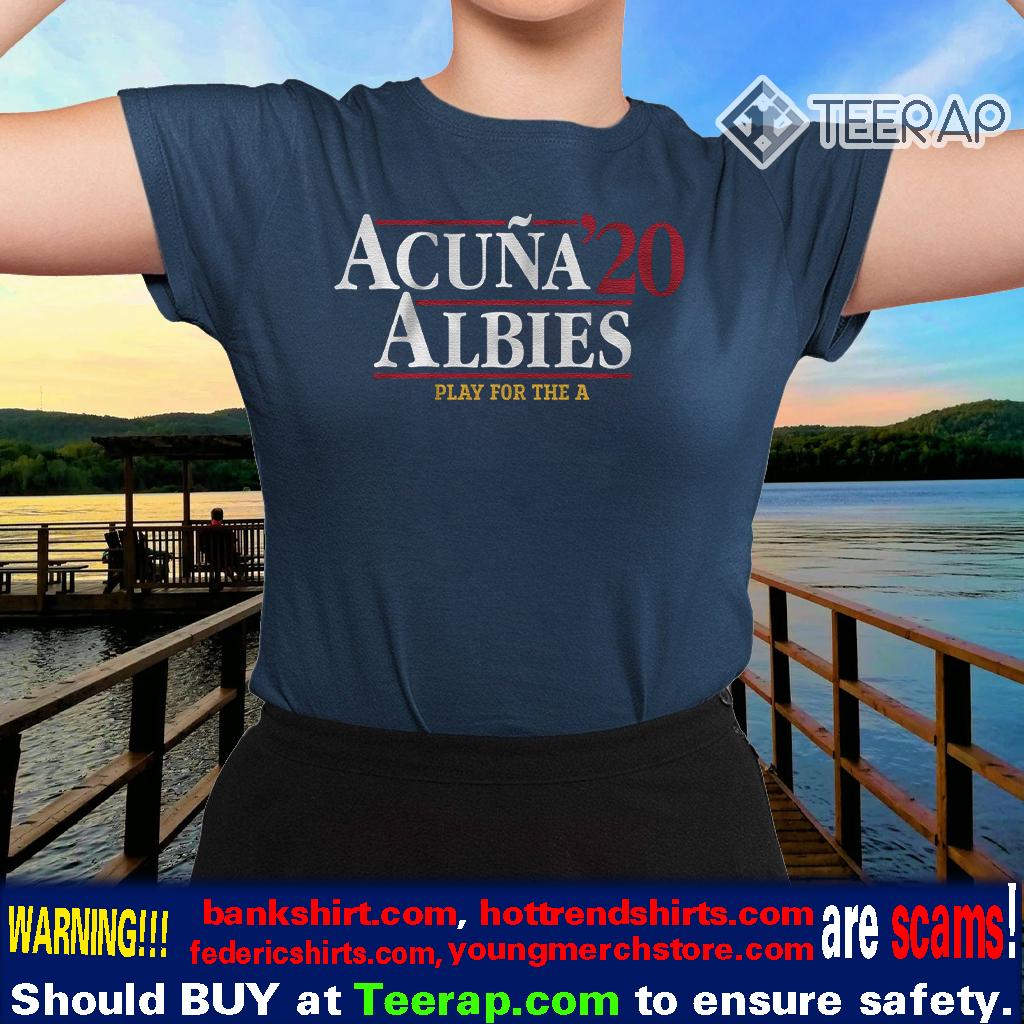 acuna albies 2020 shirts