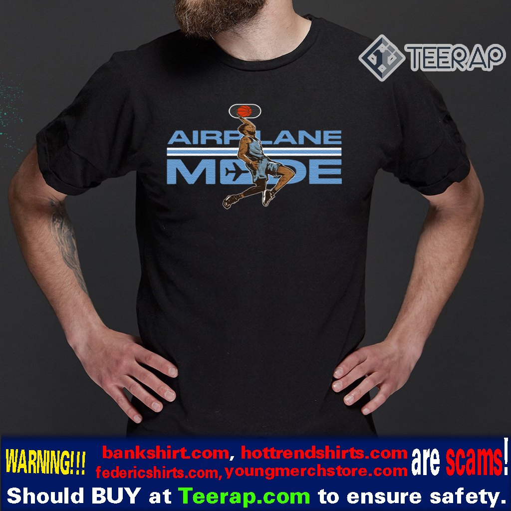 AIRPLANE MODE T-SHIRTS
