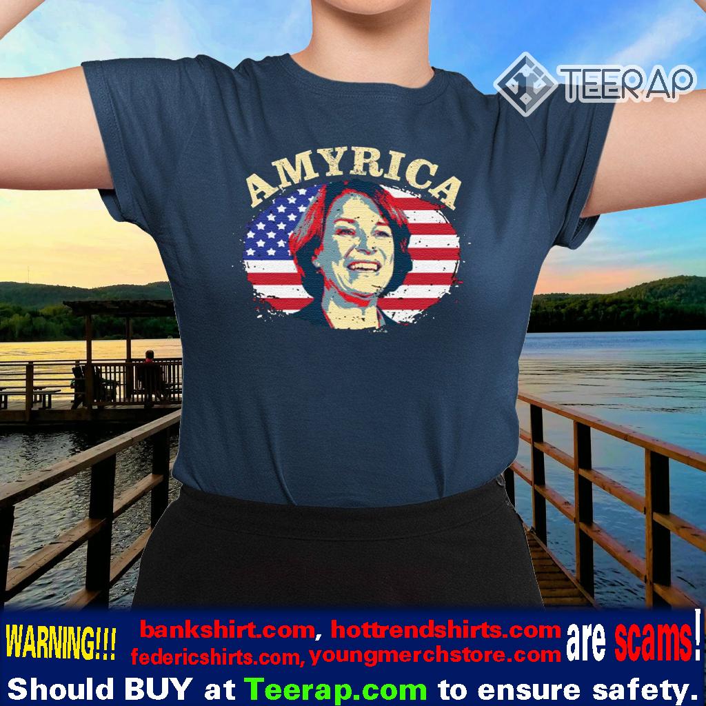 AMYRICA - Amy for America - Amy Klobuchar 2020 US TShirt