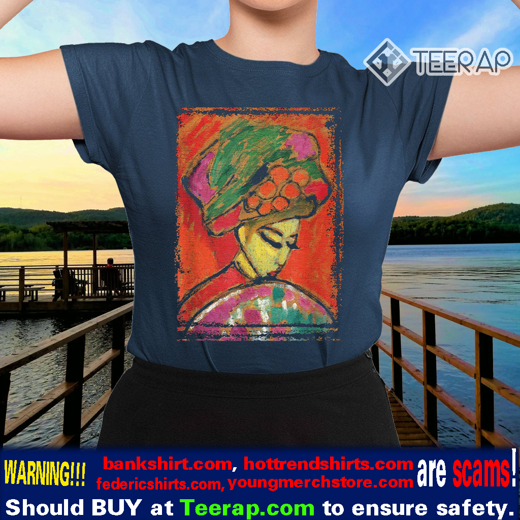 Art Movements, Expressionism, Jawlensky TShirts