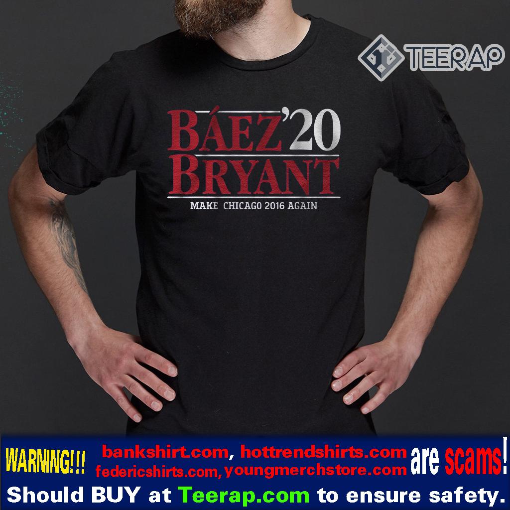 baez bryant 2020 shirt