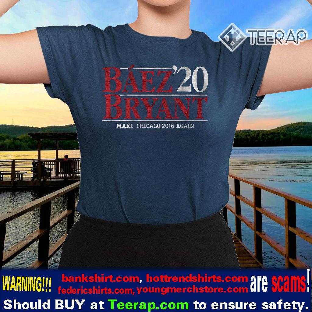 baez bryant 2020 shirts
